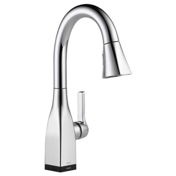 Mateo Single Handle Pull-Down Bar / Prep Faucet with Touch2O Technology - Chrome