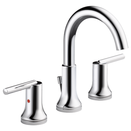 Trinsic Two Handle Widespread Bathroom Faucet - Chrome