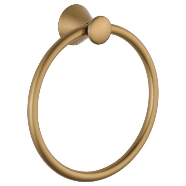 Lahara Towel Ring - Champagne Bronze