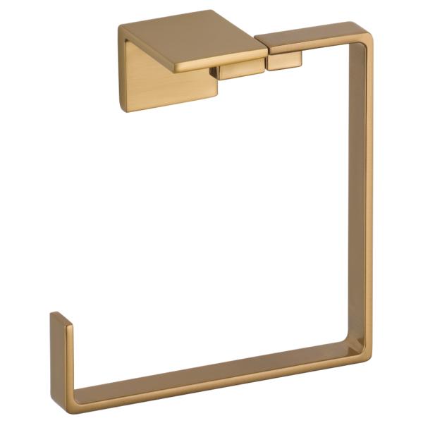 Vero Towel Ring - Champagne Bronze