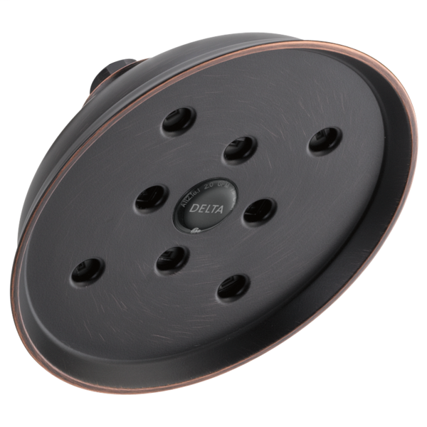 H2Okinetic Single-Setting Raincan Shower Head - Venetian Bronze