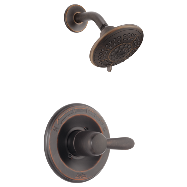 Lahara Monitor 14 Series Shower Trim - Venetian Bronze