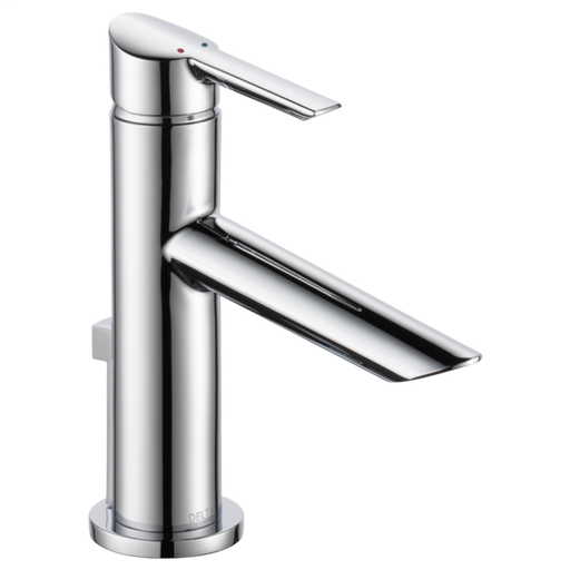 Compel Single Handle Tract-Pack Bathroom Faucet - Chrome