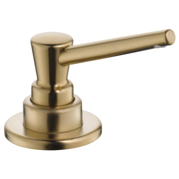 Delta Soap / Lotion Dispenser - Champagne Bronze