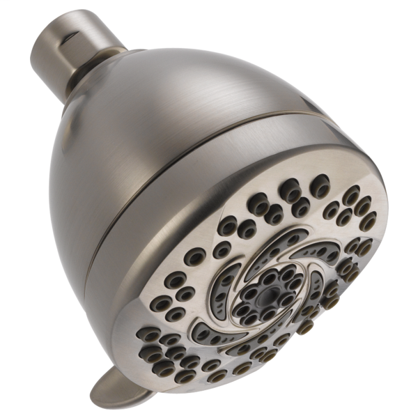 Premium 5-Setting Shower Head - Stainless