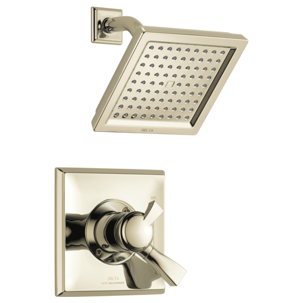 DELTA® T17251-PN Monitor® 17 Shower Trim, 2.5 gpm Shower, Polished Nickel