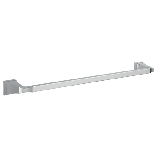 "Dryden 24"" Towel Bar - Chrome"