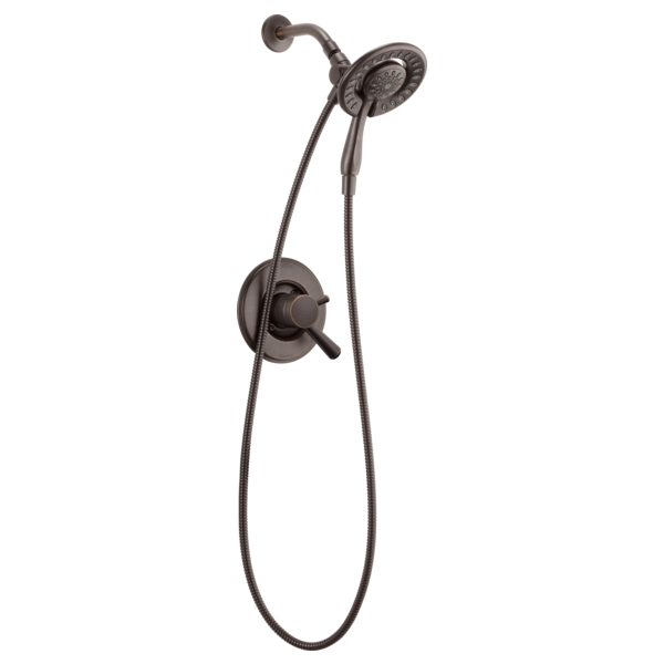 DELTA® T17293-RB-I Monitor® 17 Traditional Shower Trim With In2ition® Shower, 1.75 gpm Shower, Venetian Bronze