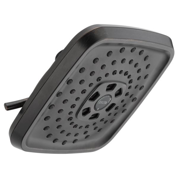 H2Okinetic 3-Setting Raincan Shower Head - Venetian Bronze