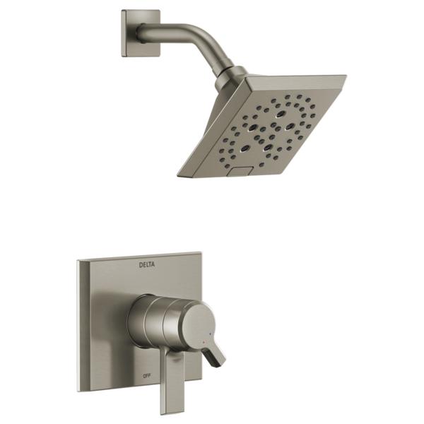 DELTA® T17299-SS Monitor® 17 Shower Trim, 1.75 gpm Shower, Brilliance® Stainless Steel