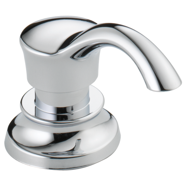 Delta Soap / Lotion Dispenser - Chrome