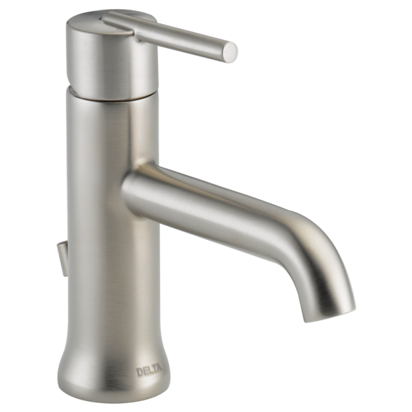 Trinsic Single Handle Bathroom Faucet - Stainless