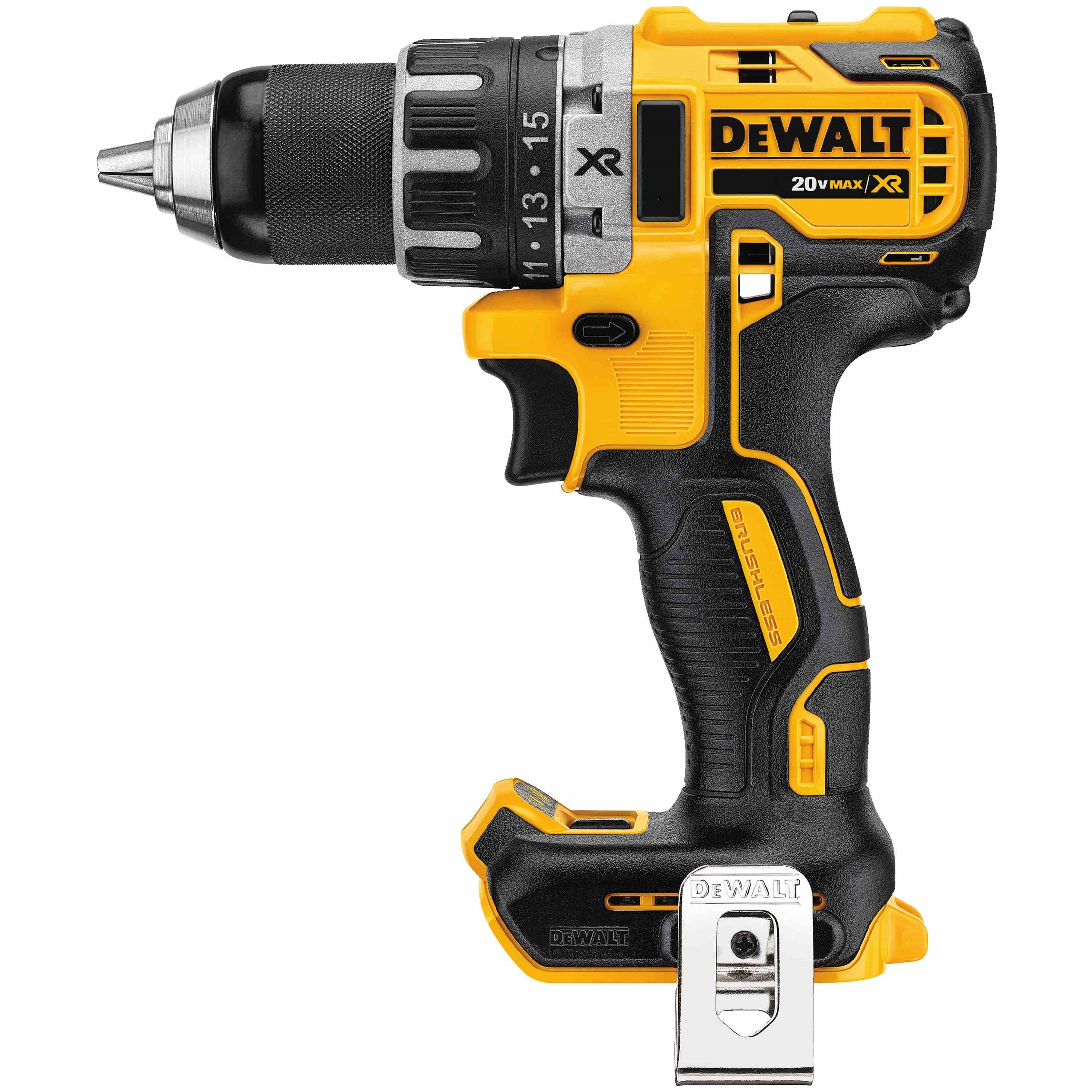 20V MAX* XR Li-Ion Brushless Compact Drill/Driver (Tool Only)