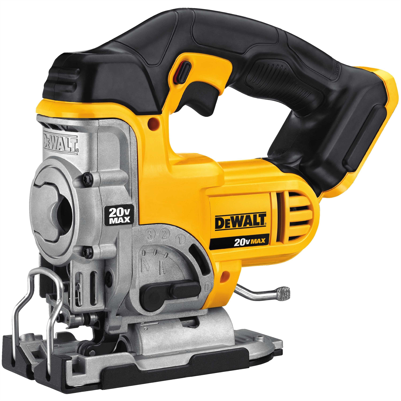 DeWalt,DCS331B,20V MAX* Jig Saw (Tool Only)