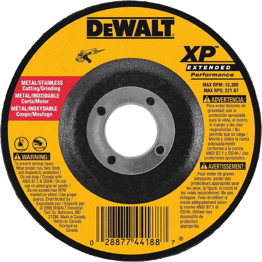 B&D DW8802 4 X 1/8 X 5/8IN XP GRIND