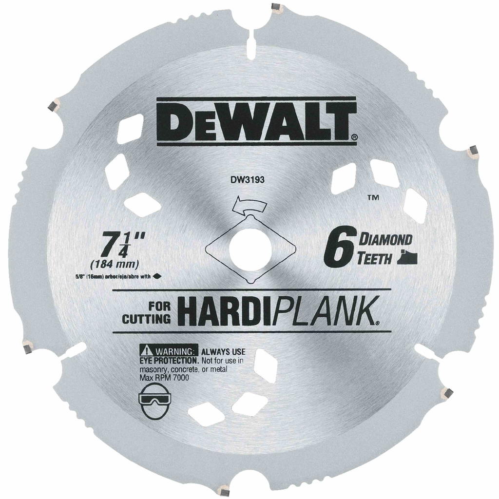 B&D DW3193 7-1/4IN DIA 6 TOOTH PCD