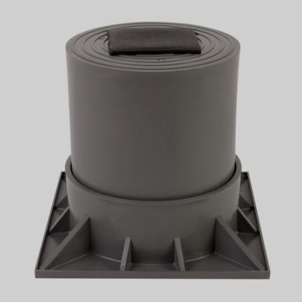 Two Piece Heat Pump Risers - HPR-6-2P