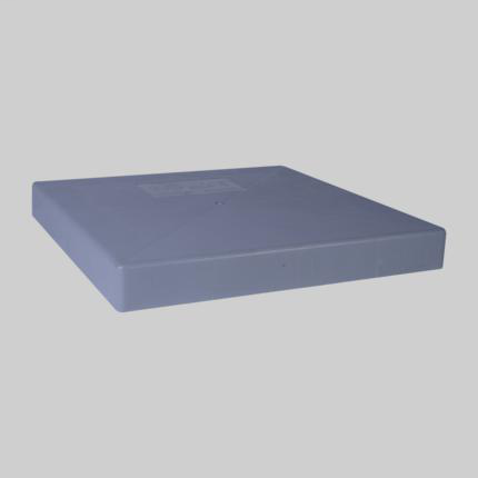 "2"" E Lite® Plastic Equipment Pads - EL2424-2"