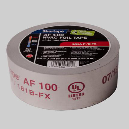 UL Listed Foil Tape - 640-UL25