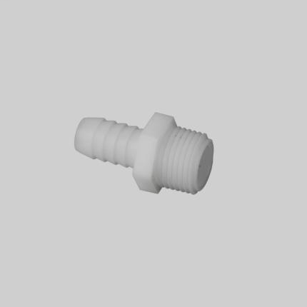 Male Adapter (Barb x MIPT) - 701-001