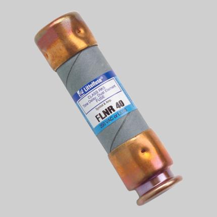 Dual Element Fuses – 250V - 7-CRNR40