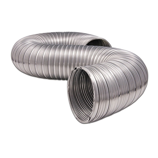 Semi-Rigid Aluminum Duct