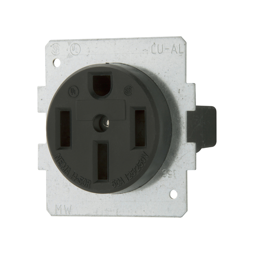 Wiring Devices Wallplates Straight Blade Receptacles 50 Amp