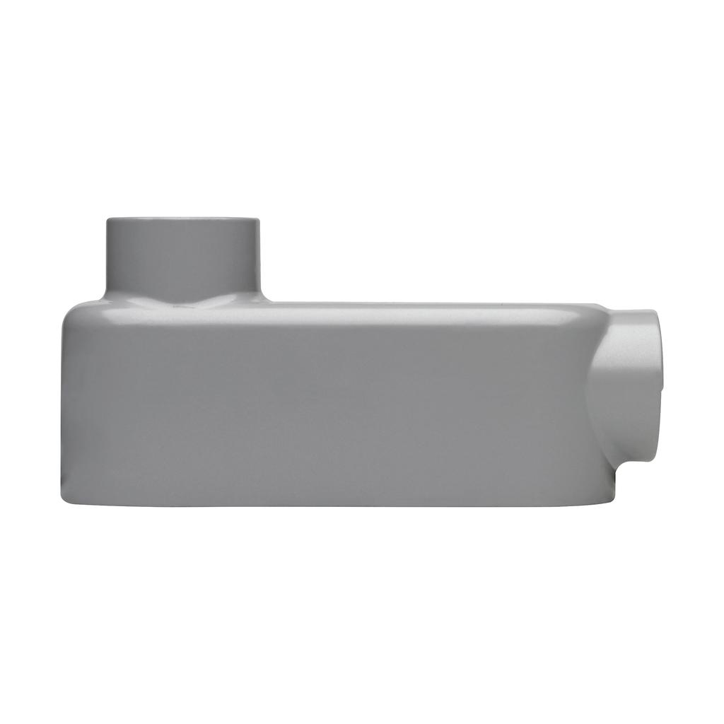 Crouse-Hinds Series LB35 1 Inch Die-Cast Aluminum Type LB Rigid/IMC Conduit Body