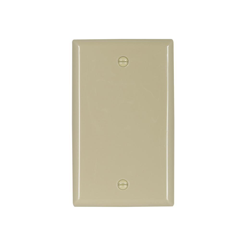 EWD 5129V-BOX Wallplate 1G Blank Bo