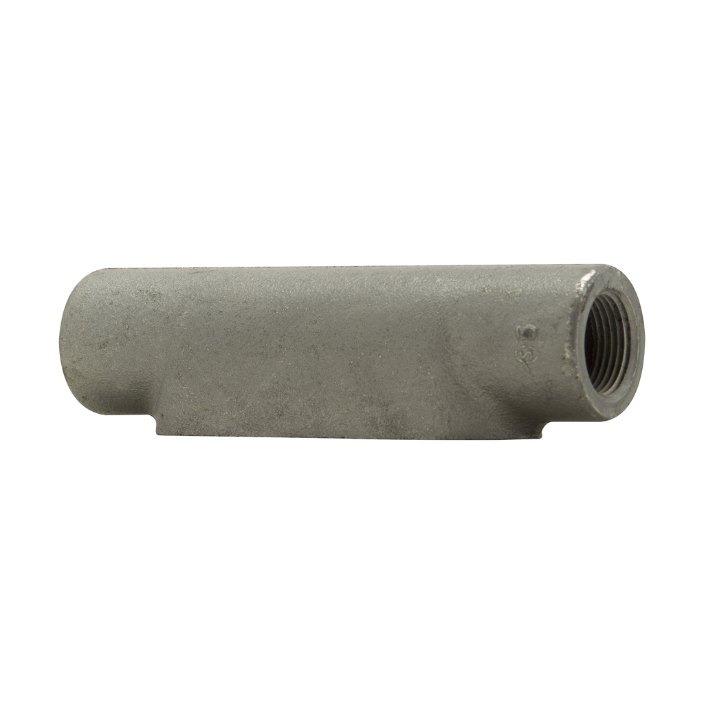 Crouse-Hinds Series C47 1-1/4 Inch Iron Alloy Form7 Type C Threaded Conduit Body