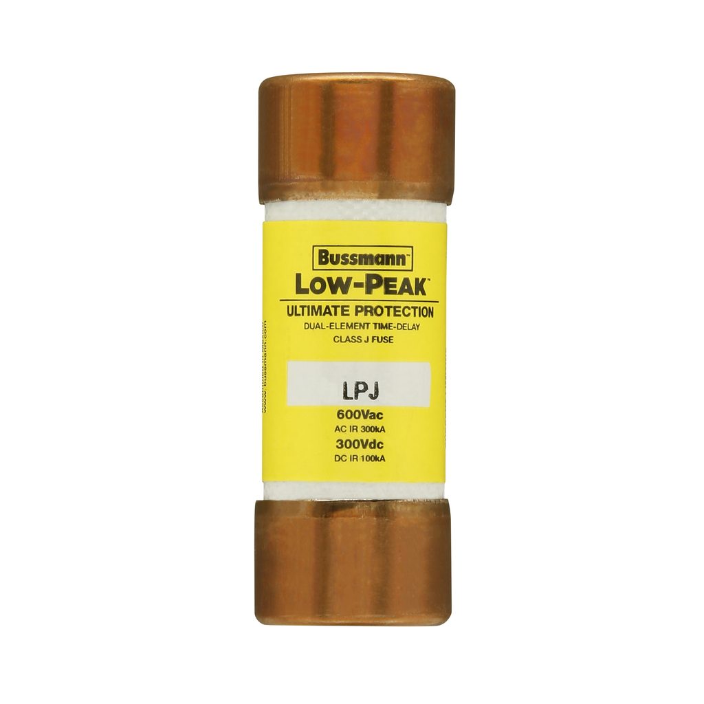 Bussmann Series LPJ-8SP Class J Low Peak Time Delay Fuse