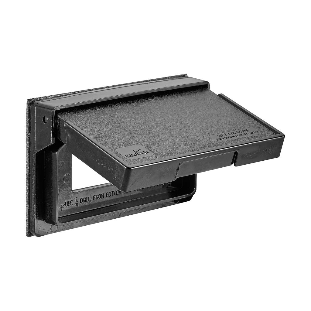 EWD S3966BK-BU Cover 1G GFCI/Deco W