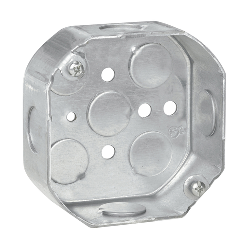 Eaton's Crouse-Hinds series Octagon Outlet Box