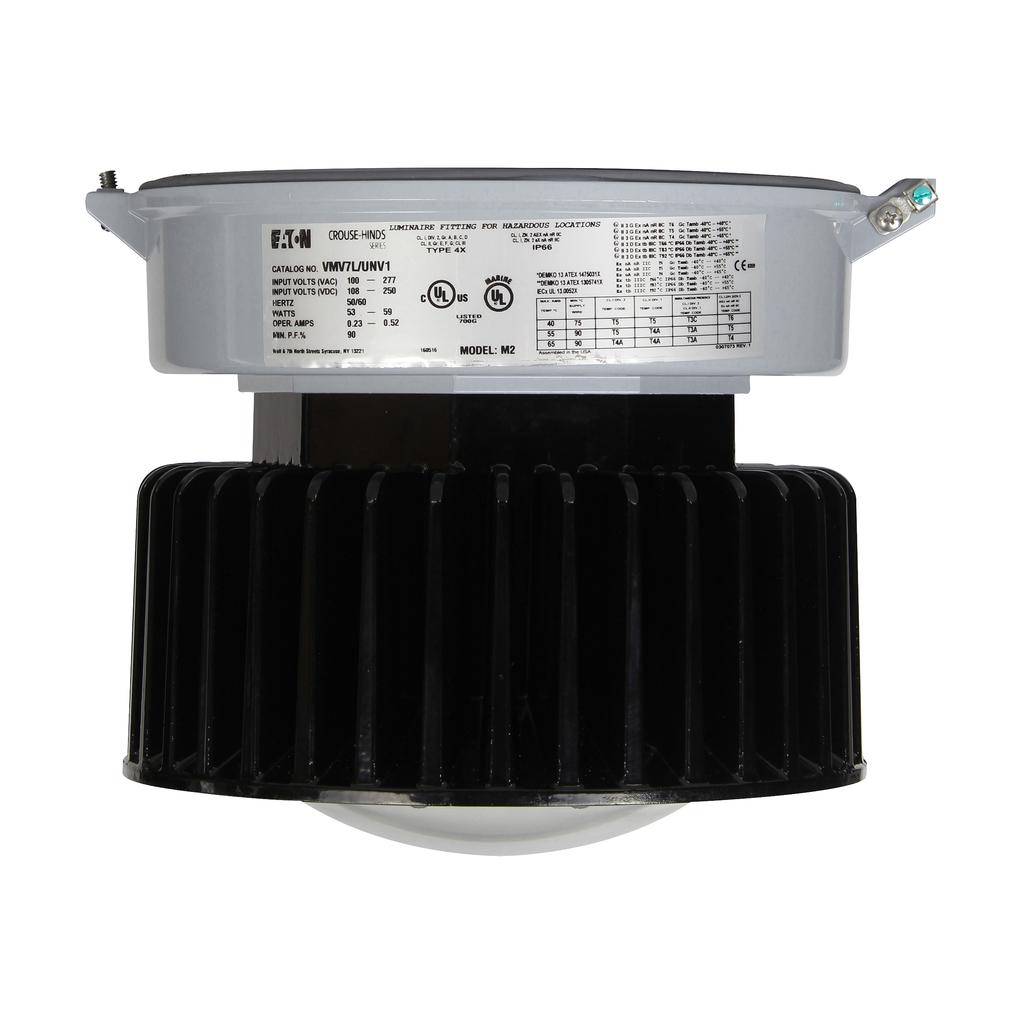 CRSH VMV5L/UNV34 LED LT LESS MOUNT