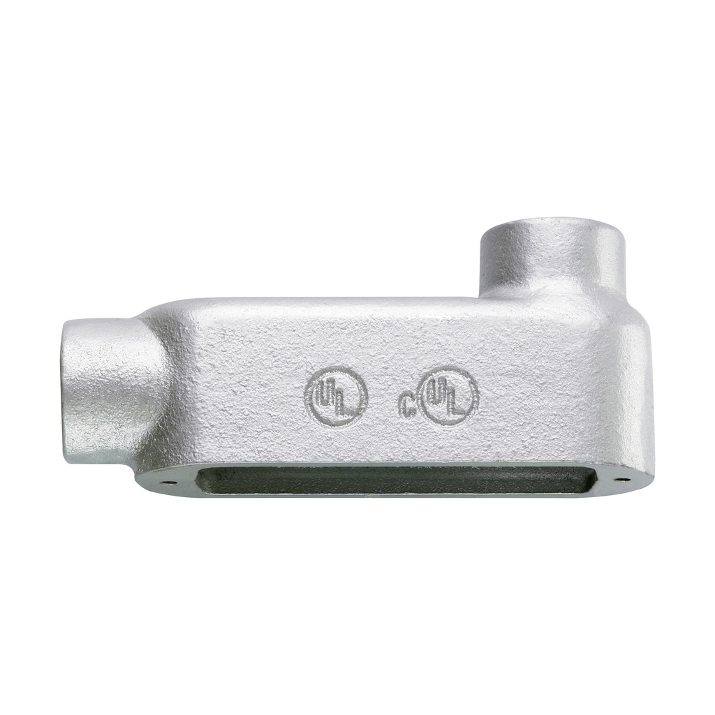 CROUSE-H LB75M 3/4-IN FORM5 TYPE-LB MALLEABLE CONDUIT BODY