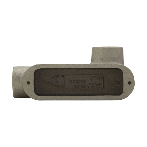 Eaton's Crouse-Hinds series Condulet Mark 9 Conduit Outlet Body