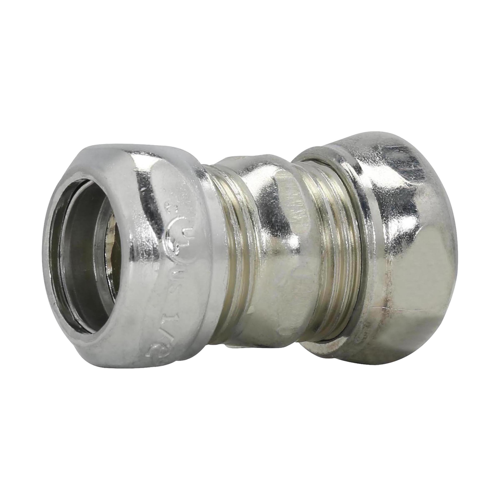 CROUSE-H 660S 1/2-IN EMT STEEL COMPRESSION COUPLING