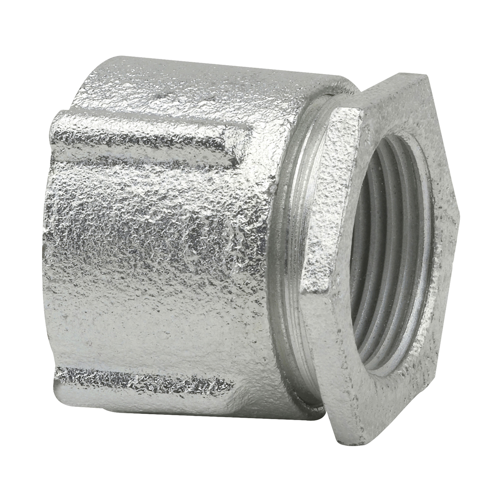 CROUSE-H 193 1-1/4-IN MALLEABLE 3PIECE ERICSON COUPLING