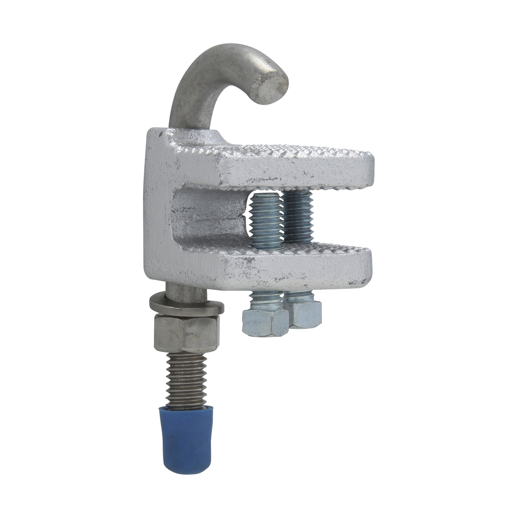 Eaton's Crouse-Hinds series LCC Cable Tray Conduit Clamp