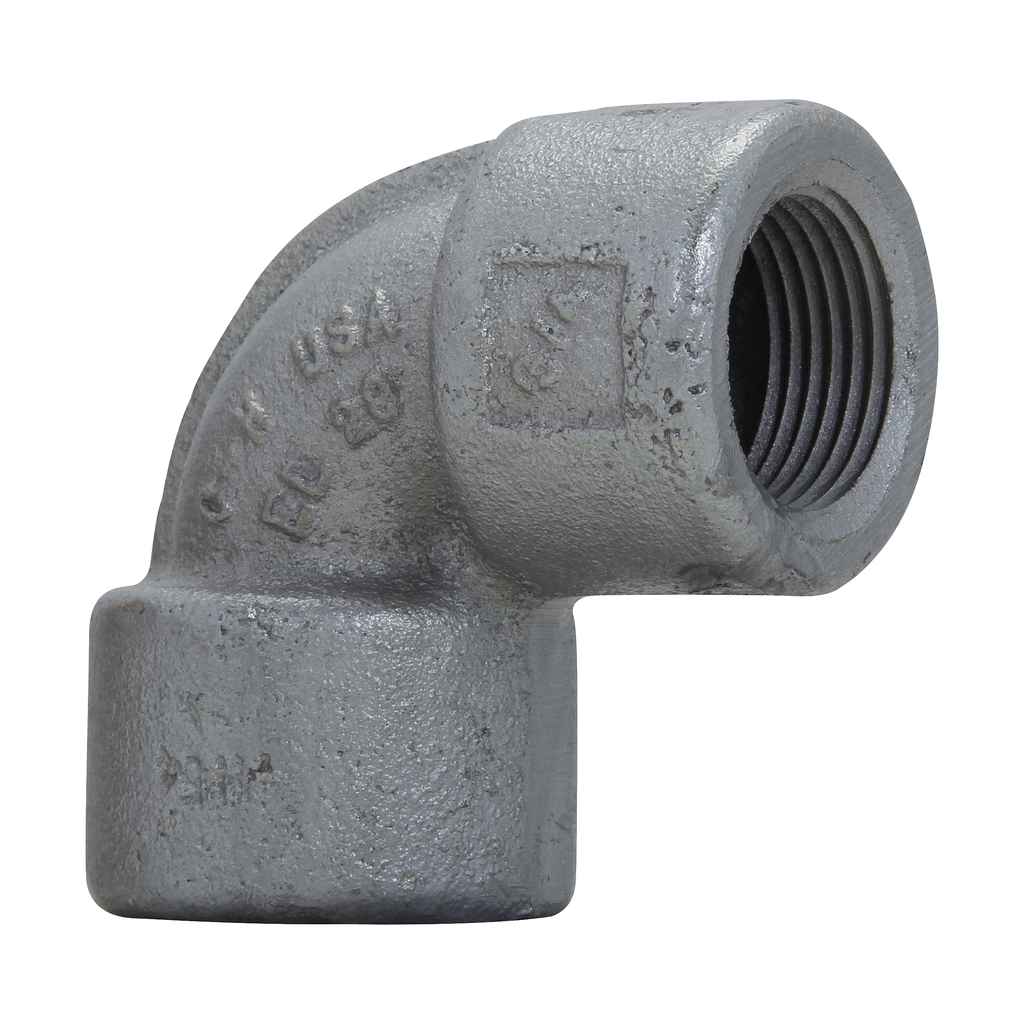 CROUSE-H EL19 1/2-IN 90D FEMALE CONDUIT ELBOW EXPLOSIONPROOF