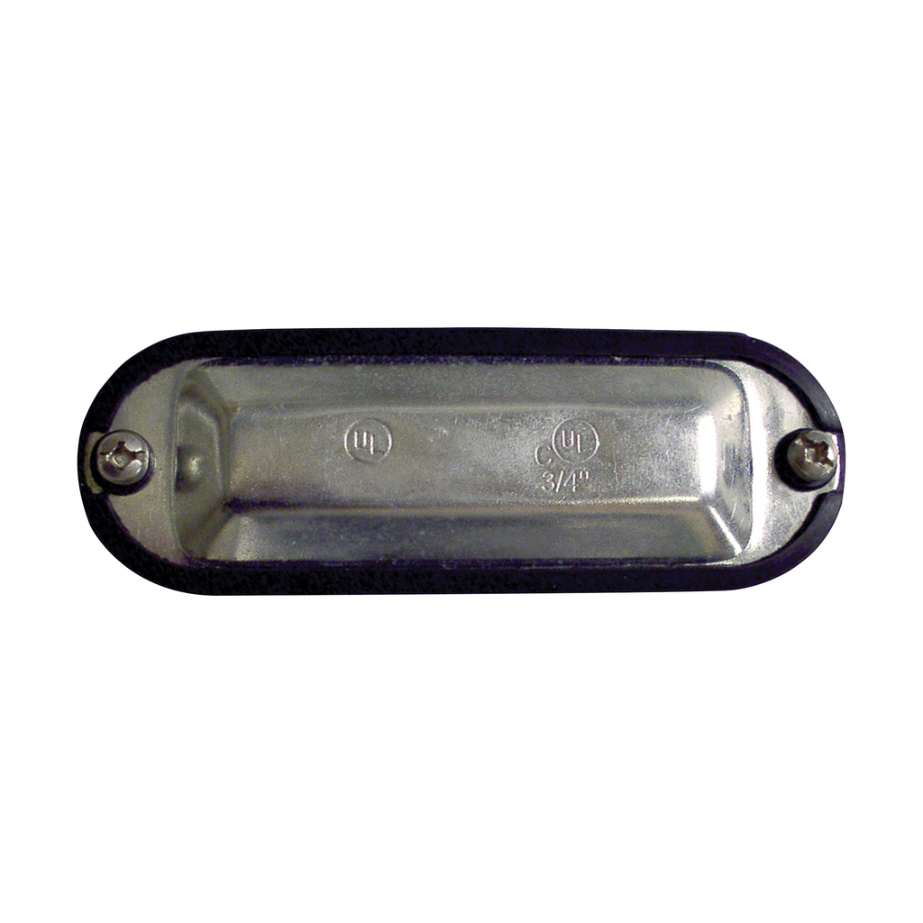 Eaton's Crouse-Hinds series Condulet Form 5 Integral Gasket Cover