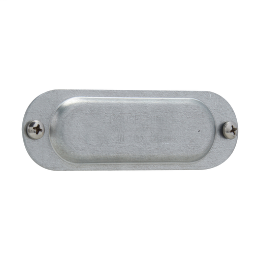 """CROUSE HINDS 680  2/"""" CONDUIT BODY COVER"""