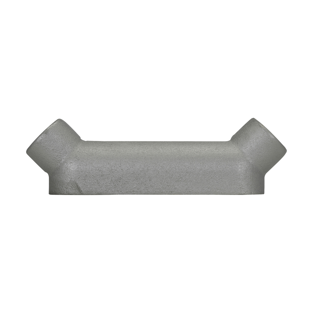 Crouse-Hinds Series BUB7 2-1/2 Inch Cast Iron Type UB Mogul Conduit Body