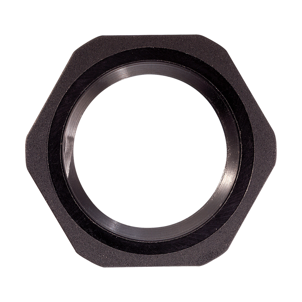 Crouse-Hinds Series 11N 1/2 Inch Polyamide 6 Cord Grip Locknut