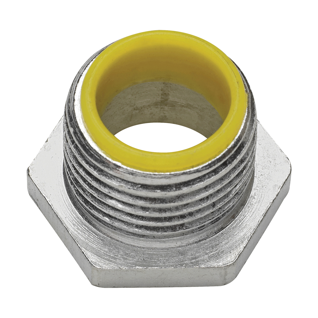 """CROUSE-H 1055 2"""" INSULATED MALLEABLE CHASE NIPPLE"""