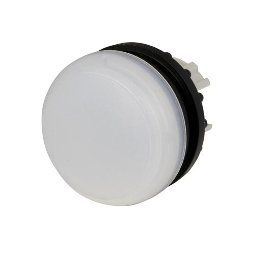 Eaton M22-L-W-W Light Indicator Ind Light White 12-30VAC