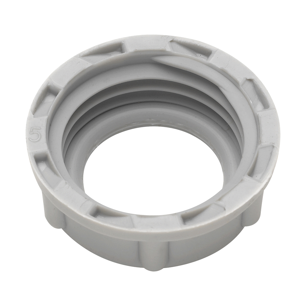 Crouse-Hinds Series 938 3 Inch Plastic 105 Degrees C Insulated Threaded Rigid Conduit Bushing