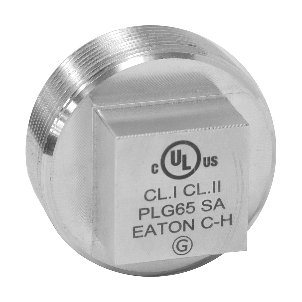 CROUSE-H PLG15 1/2-IN SQUARE HEAD PLUG