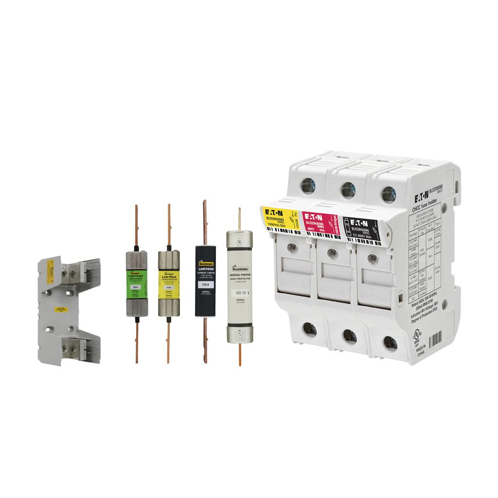 Bussmann Series GMQ-6-1/4 6-1/4 Amp 300 VAC Rejection Small Dimension Fuse