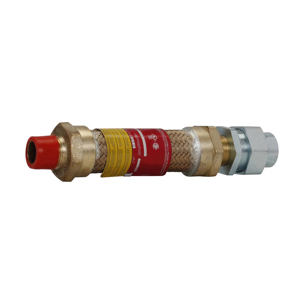 Eaton Crouse-Hinds Series,ECLK115,1/2 X 15 DIV 1 FLEX CPLG MALE-FEMALE